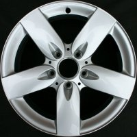 "16"" Mercedes 5 spoke wheels B66470602 B66470603"