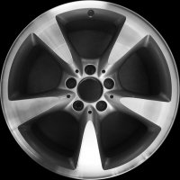 "18"" Mercedes Lalande wheels B66474041 B66474040"