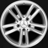 "16"" Mercedes Electra wheels B6647212067 B66472121"