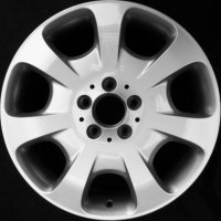 "17"" Mercedes 7 hole wheels B66471055"
