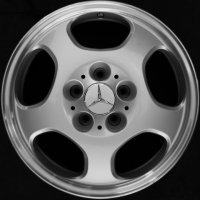 "17"" Mercedes Mekab wheels B66470862"