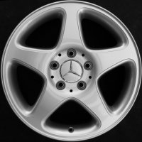 "16"" Mercedes Algieba wheels B66474231"