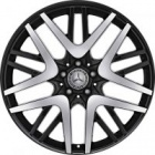"new 20"" Mercedes Behes alloy wheels"