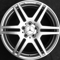 "18"" AMG IV wheels B66031466 B66031467"