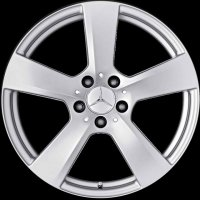 "18"" Mercedes 5 Spoke wheels A20740104029765 A20740105029765"