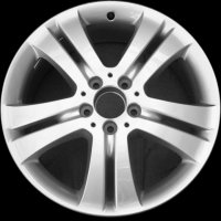 "18"" Mercedes 5 twin spoke wheels B66474286"