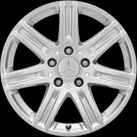 "16"" Mercedes Shayni wheels A21240117029709"
