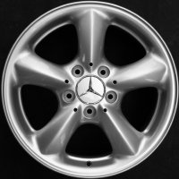 "16"" Mercedes Adharaz wheels B66471392 B66471393"