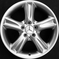 "17"" Mercedes Saiph wheels B66474081 B66474083"