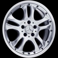 "17"" Mercedes Saidak wheels B66471671 B66471672"