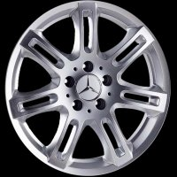 "17"" Mercedes Celaeno wheels B66471821 B66471822"