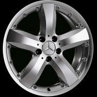 "18"" Mercedes Sadachiba wheels B66470600 B66470601"