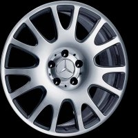 "18"" Mercedes Alresha wheels B66474242 B66474243"