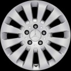 "new 16"" Mercedes 12 Spoke alloy wheels"