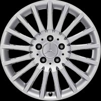 "17"" Mercedes 17 Spoke wheels A20440112029765 A20440101029765"