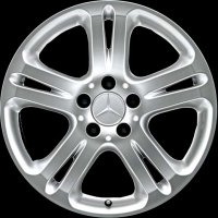 "17"" Mercedes Almach wheels B66474316"