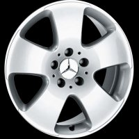 "18"" Mercedes 5 Spoke wheels B66474430"