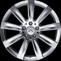 "18"" Mercedes Armida wheels B66474333 B66474334"
