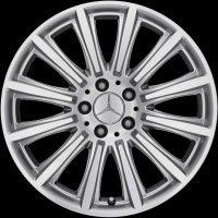 "18"" Mercedes Maedis wheels B66474558 B66474559"
