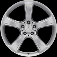 "19"" Mercedes Hymara wheels B66474560 B66474561"
