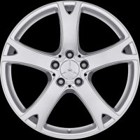 "19"" Mercedes Almizar wheels B66474538 B66474539"
