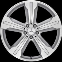 "20"" Mercedes Kiyali wheels B66474554 B66474555"