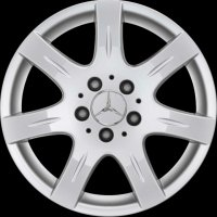 "16"" Mercedes Minelauva wheels B66474399"