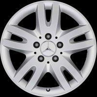 "16"" Mercedes Mebsuta wheels B66474358"