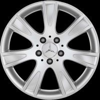 "17"" Mercedes Shantou wheels B66474440"