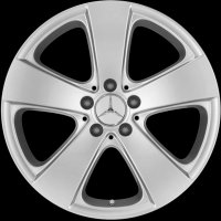 "18"" Mercedes Mekbuda wheels B66474362 B66474363"