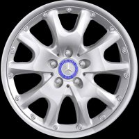 "18"" Mercedes Nashira wheels B66471673 B66471674"