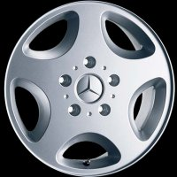 "16"" Mercedes Atik wheels B66470070"