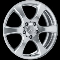 "17"" Mercedes Menkib wheels B6647440864"