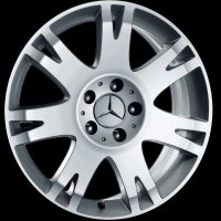 "17"" Mercedes Zaurak wheels B66474317"