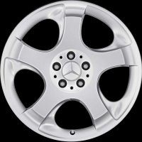 "19"" Mercedes Situla wheels B66474299"