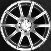 "17"" Mercedes Algedi wheels B66474409 B66474410"