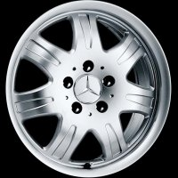 "16"" Mercedes 7 Spoke wheels B66471335"