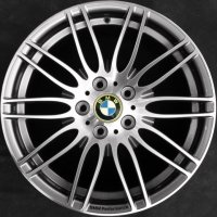 "18"" BMW 269 Performance wheels 36116781042 36116781043"