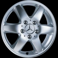 "15"" Mercedes Merez wheels B66471791"