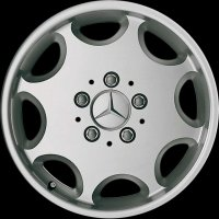 "15"" Mercedes Deneb wheels B66470066"
