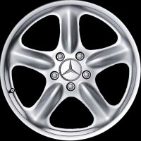 "15"" Mercedes Zosca wheels B66470073"