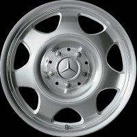 "16"" Mercedes 7 Hole wheels B66470521"