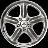 "17"" Mercedes Zosca wheels B66470077"