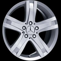 "17"" Mercedes Sadeya wheels A20440155029765 A20440156029765"
