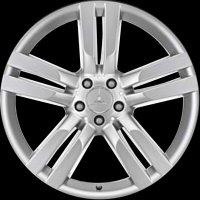 "20"" Mercedes 5 Twin Spoke wheels A20440124029765 A20440125029765"