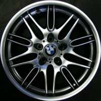 "18"" BMW 65M wheels 36112228950 36112228960"