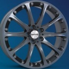 "new 20"" Hartge Classic 2 Anthracite alloy wheels"