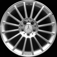 "18"" AMG V 16-spoke wheels B66031113 B66031114"
