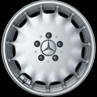 "16"" Mercedes 15 Hole wheels B66470082"