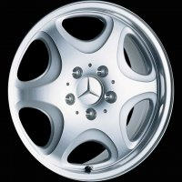 "16"" Mercedes Gildun wheels B66470078"